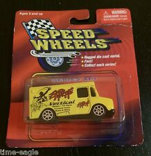 Speed Wheels Series XIII Extreme Vertical Brian & Riley Bread Bakery Trucks New