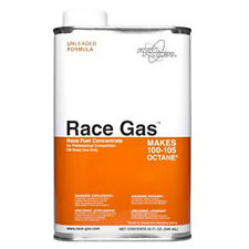 RaceGasTM Race Fuel Concentrate Makes 100-105 High Octane Gas 32oz