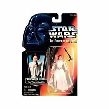Star Wars Power of the Force Red Card Princess Leia Action Figure