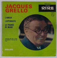 Jacques Grello 45 tours L'amour 1962