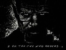 A1 BREAKING BAD - I AM THE ONE WHO KNOCKS AMC PICTURE ART PRINT POSTER