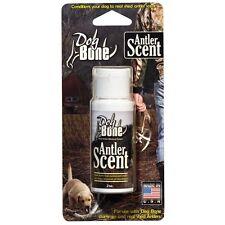 Dog Bone Shed Antler Scent 2oz Bottle For Shed Dog Training #00302