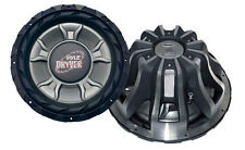 1 New Pyle PLD15WD 15'' 4000 Watt DVC Subwoofer Sub Car Audio