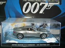 JAMES BOND CAR COLLECTION:Issue 2*ASTON MARTIN V12 VANQUISH RARE.SEALED