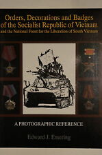 Orders Decorations & Badges of the Socialist Republic of Vietnam Reference Book