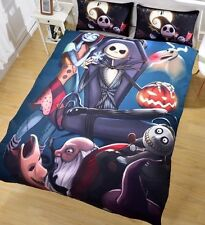NIGHTMARE BEFORE CHRISTMAS DOUBLE QUILT COVER NO PILLOW CASES New