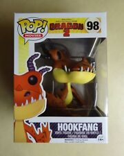 Funko POP! Vaulted/Retired Hookfang How to Train Your Dragon 2 *RARE*