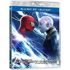 Blu-ray *** THE AMAZING SPIDER-MAN 2 - Il Potere Di Electro (Br 3D+ 2D) ***