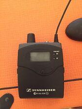 Sennheiser EW300 IEM G2 Wireless In-Ear Monitor Receiver B 626-662 MHz EK300-IEM
