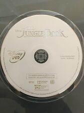 The Jungle Book DVD 2016 Anime,Family, Adventure Disney Authentic Live Action