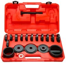 21Pcs FWD Front Wheel Drive Bearing Removal Adapter Puller Pulley Tool Kit