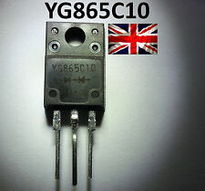 YG865C10R DIODE FUJI TO-220F YG865C10 BRAND NEW UK STOCK