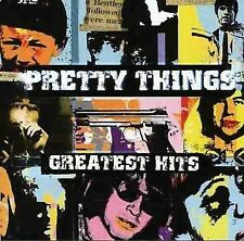 Latest Writs /Greatest Hits by The Pretty Things (CD, May-2005, Snapper...