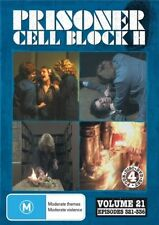 Prisoner Cell Block H Volume 21 Episodes 321 - 336 New DVD Region ALL Sealed