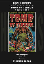 Harvey Horrors Collected Works Tomb Of Terror Volume One (NM) `11