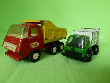 TONKA TOYS GARBAGE TRUCKS MADE IN JAPAN- GOOD CONDITION -