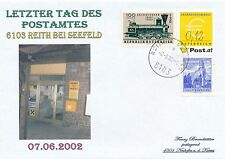Brief aus 6103 Reith bei Seefeld mit Ergänzungsmarke  8/10/14