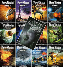 Bundle-12 x Perry Rhodan NEO +  Galaktische Odyssee-Science Fiction Roman-neu
