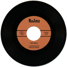 "J. YOUNG WITH THE FABULOUS DOBBS  ""THE MESS""   60's CLUB RARITY    LISTEN!"