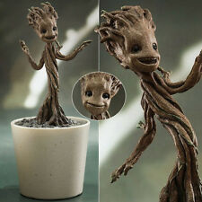 Neuf Anime Marvel Guardians of the Galaxy Baby Little Groot Figure 12cm In Box