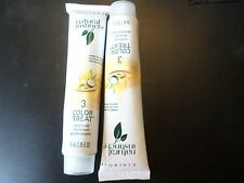 2 NEW tubes of Clairol Natural Instincts color treat for sahara blonde Condition