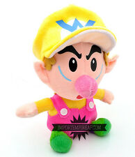 SUPER MARIO BABY WARIO PELUCHE mini party nintendo wii u junior new plush bb jr.