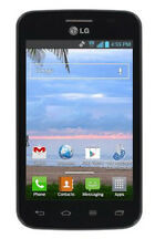 LG LGL39C Optimus Dynamic II Wi-Fi + 3G 3.8in Smartphone for Tracfone ONLY -B