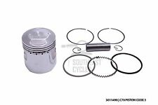 0.75 oversize piston kit honda C70 CF70 CL70 CT70 ST70 XL70 CD70 SL70 XR70 ATC70