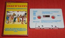 CHAS AND DAVE - UK CASSETTE TAPE - CHRISTMAS JAMBOREE BAG