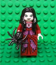 Lego Kingdoms, Castle, Monster Fighters Witch Lord Vampyre's Bride w/ Spider NEW