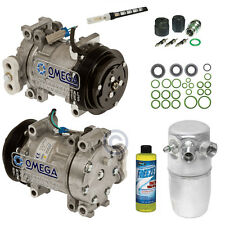 Chevrolet A/C Compressor Kit Fits: 1996 - 2000 Chevrolet K2500 5.0 5.7 6.5 7.4 L