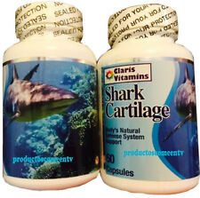 SHARK CARTILAGE (2) ��100%Natural �� Satisfacción Garantizada ��