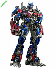 "3A 2007 TRANSFORMERS TF OPTIMUS PRIME 19"" FULL LED POSABLE RETAILER LAST CALL"