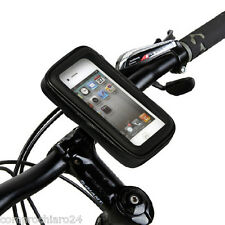 Supporto Custodia Bici Moto Impermeabile Samsung  ACE S5830 Galaxy S3 mini 18190