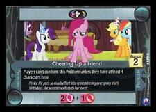 3x Cheering Up a Friend - 171 - My Little Pony Canterlot Nights MLP CCG