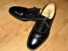 FAB HANDCRAFTED LOAKE OXFORD 200B SHOE MENS SIZE 8 G WIDE FITTING LEATHER