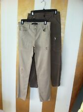 J Brand Two Pair Pants Size 25/26
