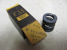 NOS 55 56 57 Chevy Steering Rod Spring GM Bel Air 150 210 3714814 1955 1956 1957