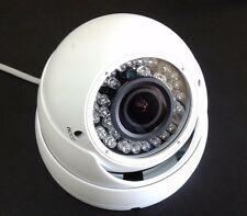 HD TVI 1080P Dome Camera 2.4MP Sony CMOS Varifocal 2.8-12mm 36 IR, USA, WDR