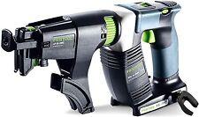 Cordless drywall screwdriver for drywalling FESTOOL DWC 18-4500 Li-Basic 564608
