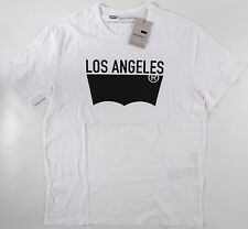 Levi's Los Angeles BATWing Logo tee-M-NEW-Organic Levis jeans t-shirt-$28-LA-nwt