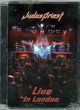 JUDAS PRIEST - LIVE IN LONDON - DVD NUOVO SIGILLATO RARO NEW SEALED