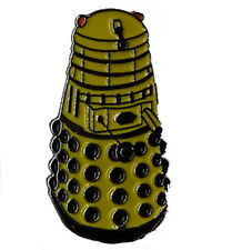 Doctor Who gold Dalek Metal - PIN - neu ovp
