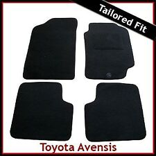 Toyota Avensis 1997 1998...2000 2001 2002 2003 Tailored Fitted Carpet Car Mats