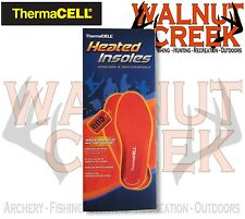 ThermaCell SMALL Heated Insoles Foot Warmer Men 3.5 - 5 / Women 4.5 - 6 THS01-S