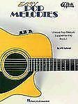 Easy Pop Melodies Book only 2nd Edition (Hal Leonard Guitar Method (Songbooks)),