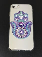 Hamsa Series Protective Encrusted Swarovski Crystals Case for Apple iPhone 7