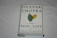 The Path to Love : Renewing the Power of Spirit in Your Life by Deepak Chopra...