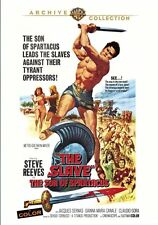 THE SLAVE : SON OF SPARTACUS (1963 Steve Reeves) -  Region Free DVD - Sealed