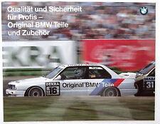 Aufkleber BMW M3 E30 DTM M-Power Tourenwagen Youngtimer Sticker Autocollant II